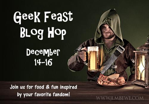 blog hop Geek Feast