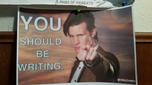 Doctor Who Motivation Poster